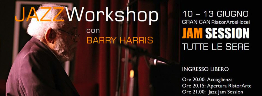 barry harris jam session