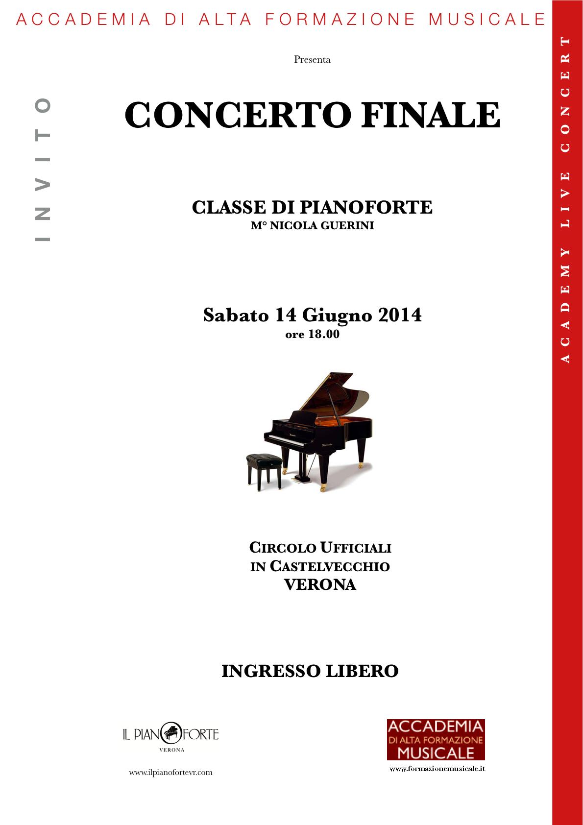 locandina 14 giugno  pianoforte