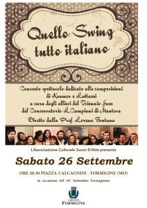 LOCANDINA SWING ITALIANO