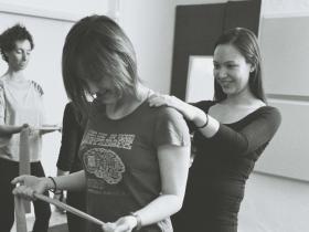 con il personal trainer