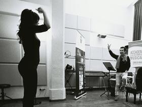 Arte scenica con il Maestro Fernando Cordeiro Opa